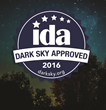 Evluma AreaMax LED Luminaire Receives IDA Seal of Approval