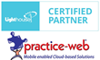 Practice-Web Announces Partnership with Lighthouse 360