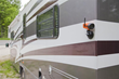 Portable, Wire-Free Rear View Vision System for RV Industry