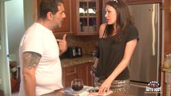 Donna and Vito discuss auto collision repair staten island