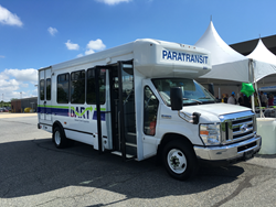 Delaware Transit Corporation will operate 130 alternative-fuel vehicles from ROUSH CleanTech.