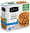 Julian's Recipe Partners with NutriFusion® to Add Natural Vitamins from Six Vegetables