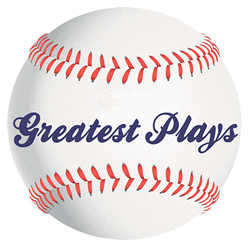 Greatest Plays introduces the Sportrait, highlighting the greatest plays in baseball.
