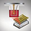 24W trans-Filter Array