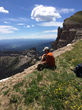 Brooks Lake Lodge & Spa's location in the Shoshone National Forest sitting 9,200 ft. above sea level provides extraordinary hiking trails with vast views of stunning Wyoming landscapes.