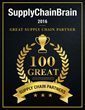 "ADSI Named as a 2016 ""100 Great Supply Chain Partner"" by SupplyChainBrain"