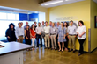 Members of the Inaugural iPS Cell Consortium. Photography by Eliza Donley Nolte