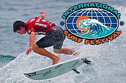 The International Surf Festival