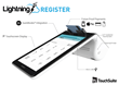 TouchSuite® Launches Lightning Register, the Latest Smart Terminal with Bidirectional QuickBooks® Integration to Retailers Nationwide