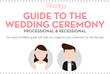 Perfect Wedding Guide Releases Latest Infographic focused on Wedding Planning