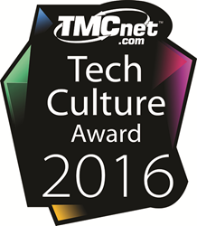 Dialogic wins 2016 Tech Culture Award from TMCnet