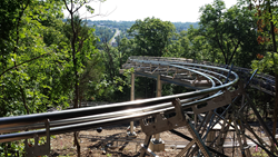 Branson Mountain Coaster Scenery