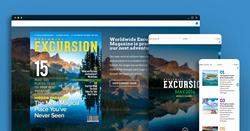 Vertical Magazine Digital Edition Solution
