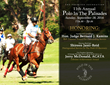 Promises Treatment Centers® and The Promises Foundation Honor Recovery Month with 11th Annual Polo in the Palisades Event