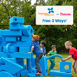 Imagination Playground Announces Free 3 Ways Giveaway in Partnership with Parents Magazine