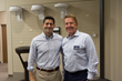 Speaker Paul Ryan toured Kenall Manufacturing with CEO and Chairman Jim Hawkins (right).
