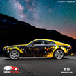 WrapColors.com and Antonio Brown Partner Up to Create a One-of-a-Kind Look for his Rolls-Royce