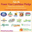 Produce for Kids partners supporting Power Your Lunchbox Pledge 2016 include: Avocados from Mexico - Mexican Hass Avocados, Bee Sweet Citrus, Crispy Fruit Freeze-Dried Fruit Snacks from Crispy Green®,