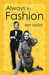 Front cover of Bert Geiger's autobiography