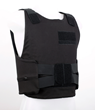 Function as a lightweight but effective body armor against armed assaults.