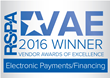 Vantiv Wins Vendor Award of Excellence for Payments at 2016 RetailNow
