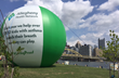 With a Beach Ball of Epic Proportions, Allegheny Health Network Goes for U.S. Record to Inflate Community Awareness about Asthma Risk