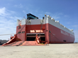 Port of Hueneme Welcomes its First Post-Panamax Ship WWL's M/V Thalatta