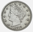 Only five 1913-dated U.S. Liberty Head nickels are known. See one these historic coins, valued at $3 million, on display at the family-friendly World's Fair of Money® in the Anaheim Convention Center.