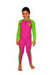 EcoStinger Girls Stinger Swim Suit
