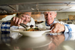 "Restaurateur Duke Moscrip & Executive Chef, ""Wild"" Bill Ranninger of Duke's Chowder House"
