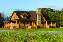 Sweetwater log cabins, log homes, Log Home Builders Choice Sweepstakes Package  Prize