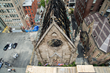 The 161-year-old church was established as Trinity Chapel. In 1865, it was the site of the first Orthodox liturgy held in an Episcopal church in American history.