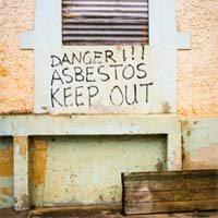 No Decline in Asbestos Risk