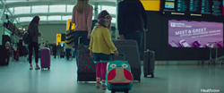 Skip Hop Plays Starring Role in New Heathrow Airport Advertisement