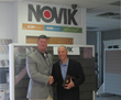 Novik Names Duane Steinroeder, President of BrightView as 2016 Dealer of the Year