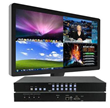 KVMSwitchTech expands line of HDMI Quad Screen Multiviewers