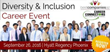 BestCompaniesAZ Hosts Diversity & Inclusion Career Event on Sept. 26th;   Hundreds of Positions Available with Arizona's Award-Winning Employers