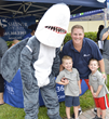 Attorney David I. Shiner And His Firm Recently Sponsored the 33rd Annual National Night Out Against Crime Rally With Delray Beach Police Department