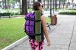 Ghana 24 Premji Backpack shown here.