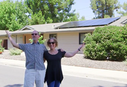 Solar homeowners