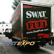 "Swat Fuel truck at the ""The Fit Expo"""