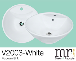 The V2003 Porcelain Sink
