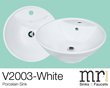 New, Porcelain Vessel Sink with Telescoping Appearance Introduced by MR Direct