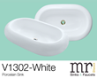 MR Direct Debuts New, Long and Low Porcelain Vessel Sink