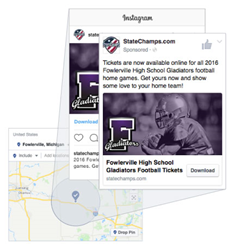 FanFocus: Marketing Help for High Schools