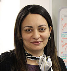 Nuha El Sayed MD, Director of International Training Programs at Joslin Diabetes Center
