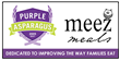 Purple Asparagus and Meez Meals Join Forces to Fight Childhood Obesity