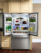 Dacor's New Energy-Efficient, Counter-Depth Refrigerator Produces Largest Ice Capacity in its Class