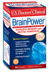 BrainPower Advanced Provides Relieving Effects for Cognitive and Memory Support - US Doctors Clinical