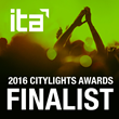 cleverbridge Named a Finalist for Two 2016 ITA CityLIGHTS Awards